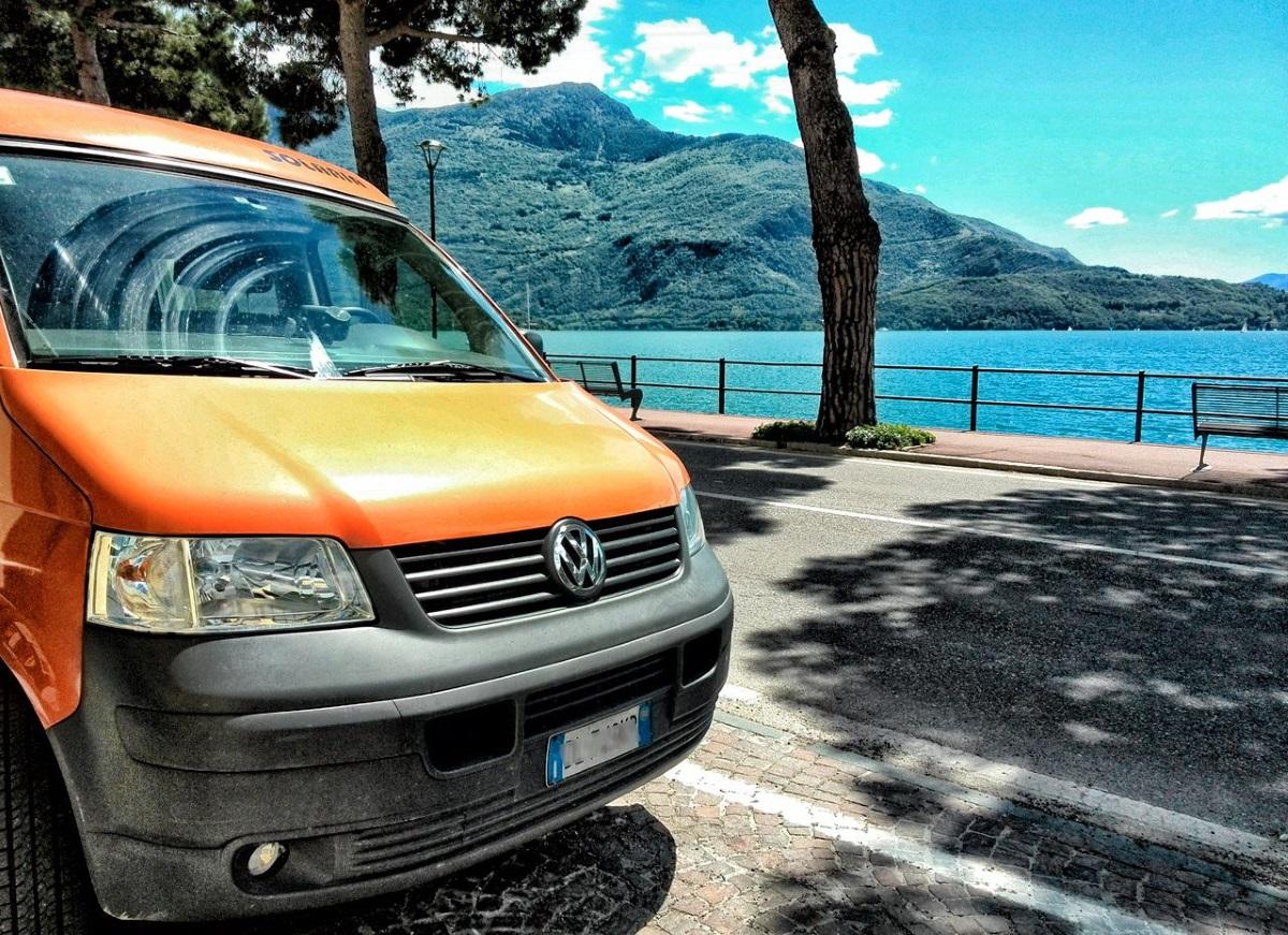 I viaggi del Solero, il nostro furgone camperizzato - La paura non fa 90