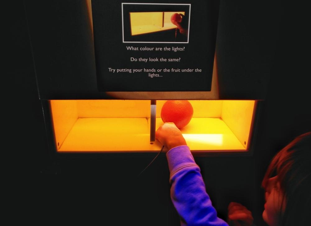camera obscura di edimburgo colori