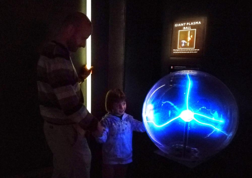 camera obscura di edimburgo plasma