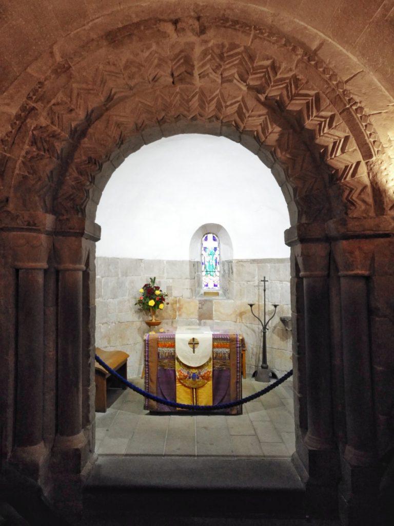 cappella st margareth chapel