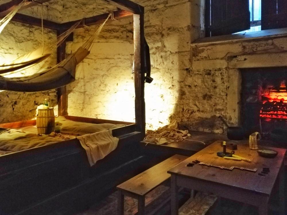 prigioni castello di edimburgo